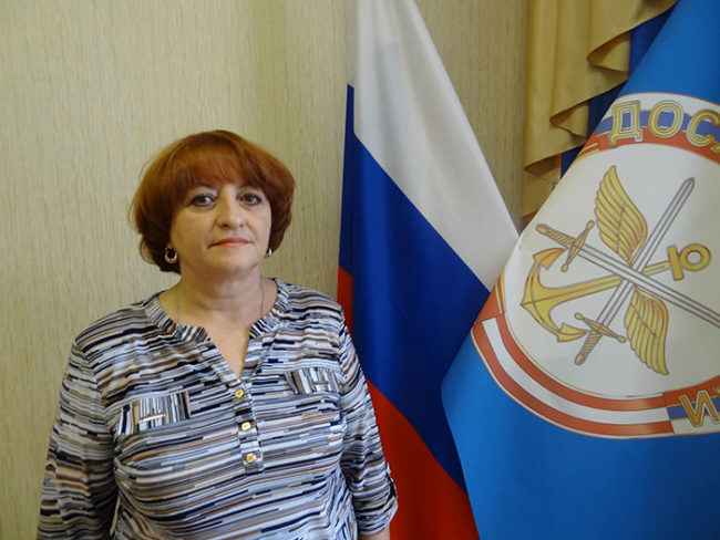 Карева Алла Николаевна